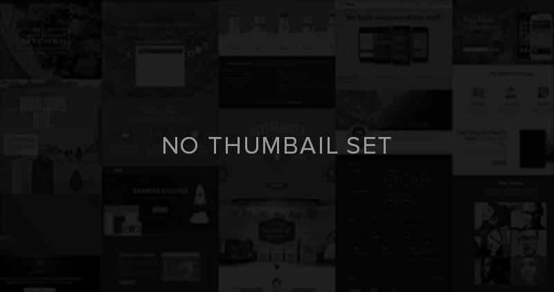 No Thumbnail Set
