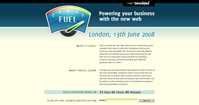 Fuel Conference