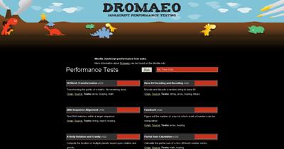 Dromaeo