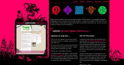Dragon Armoury Creative