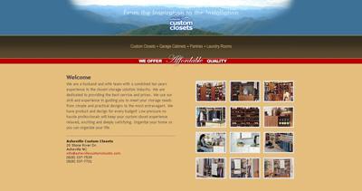 Asheville Custom Closets