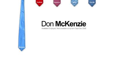 Don McKenzie