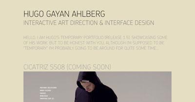 Hugo Gayan Ahlberg