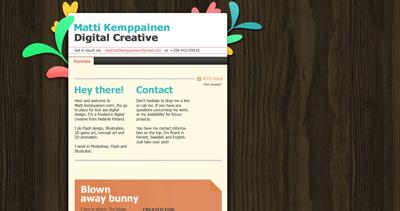 Matti Kemppainen Digital Creative