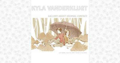 Kyla Vanderklugt Illustration