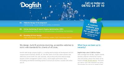 Dogfish Internet