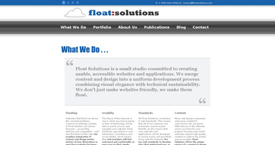 Float Solutions