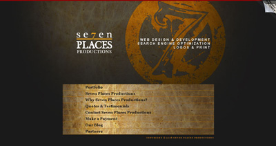 Seven Places Productions