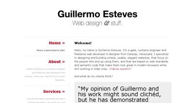 Guillermo Esteves