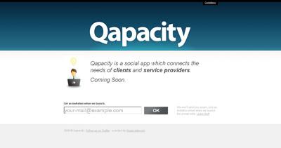 Qapacity