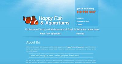 Happy Fish and Aquariums