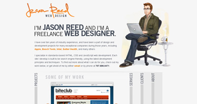 Jason Reed Web Design