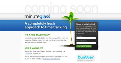 Minuteglass