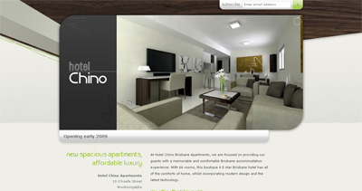 Hotel Chino Brisbane Apartments