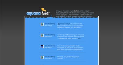 Aquaria-Tweet