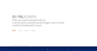 Swapnil Acharya