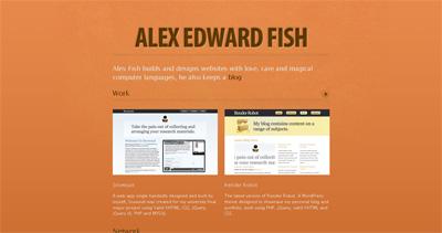 Alex Edward Fish