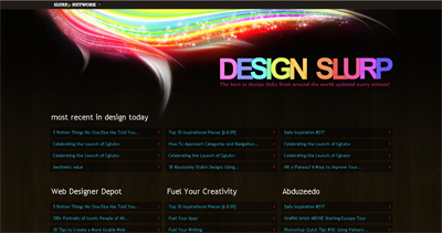 Design Slurp