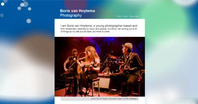 Boris van Hoytema Photography