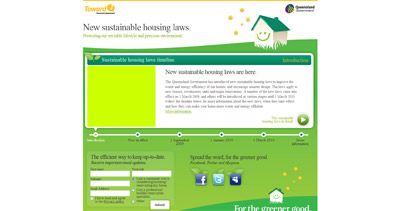 New sustainable housing laws
