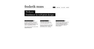 Frederik Moes