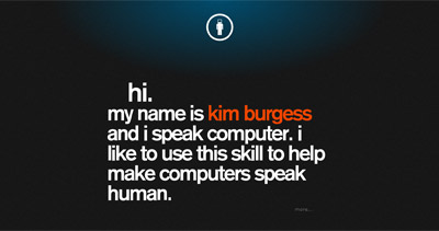Kim Burgess