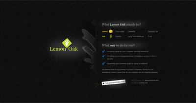 Lemon Oak