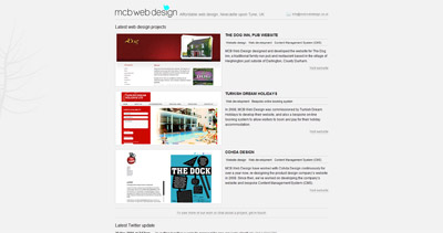 MCB Web Design