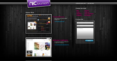 Nic Brunson