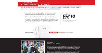 South Bay Composers Collective