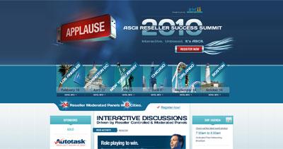 ASCII 2010 Reseller Success Summit