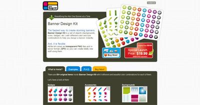 Banner Design Kit