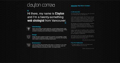 Clayton Correia