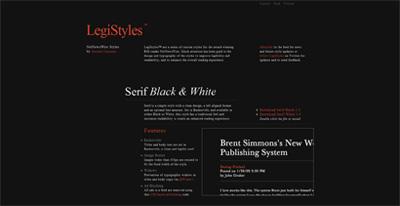 LegiStyles