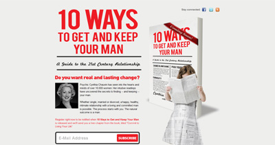 Ten Ways to Get and Keep Your Man