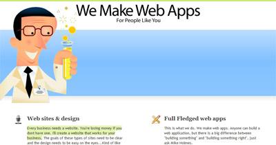We Make Web Apps