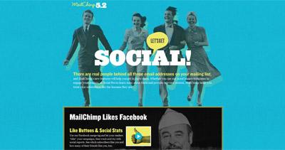MailChimp 5.2