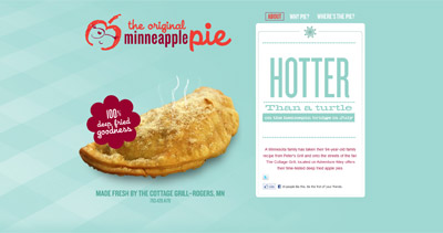 Minneapple Pie