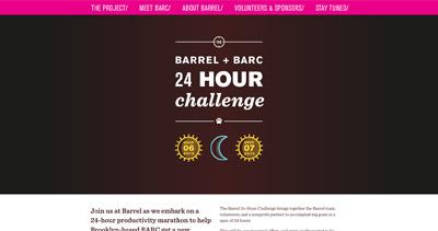 Barrel + BARC