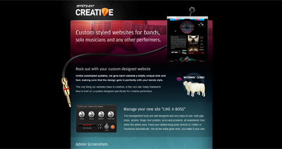 SiteFloat Creative