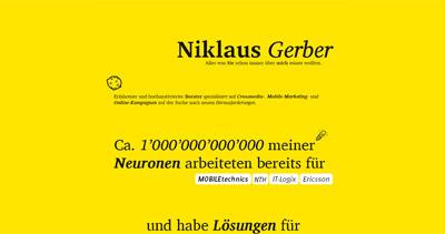 Niklaus Gerber
