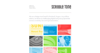Scribble Tone