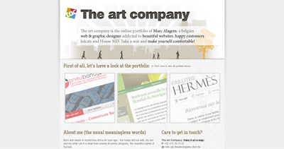 the art company