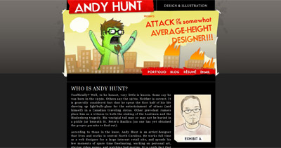 Andy Hunt