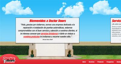 Doctor Doors