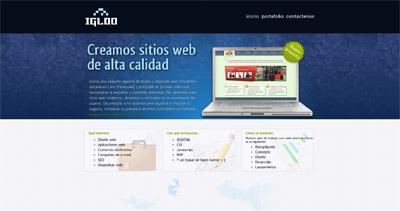 Igloo Web Studio