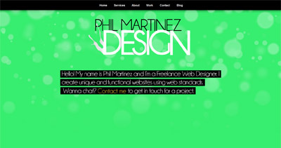 http://www.philmartinezdesign.com