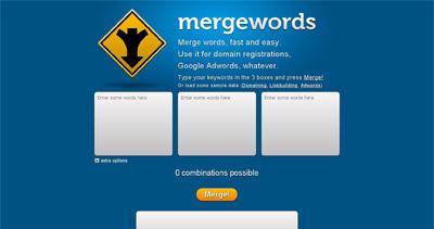 Merge Words