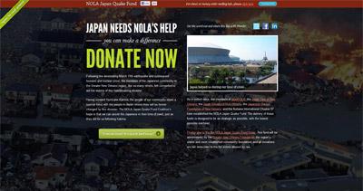 NOLA Japan Quake Fund