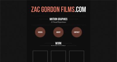 Zac Gordon Films